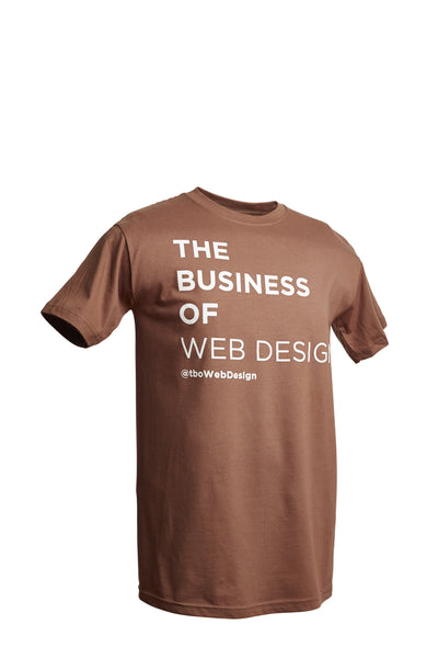 T-shirt #1 - Brown