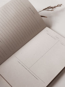Daily Ritual Journal • {Eco}