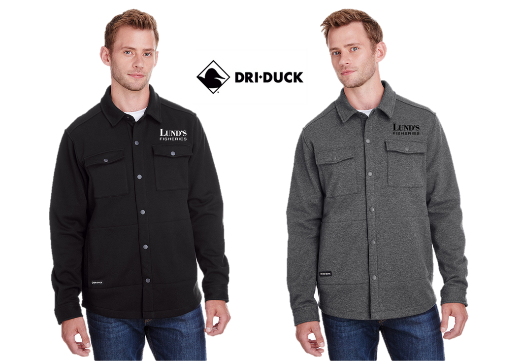 Jackson Shirt Jacket - LUND'S FISHERIES