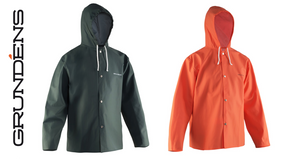 NORDAN 82 HOODED COMMERCIAL FISHING PARKA