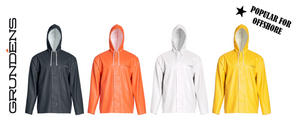 CLIPPER 82 HOODED COMMERCIAL FISHING JACKET