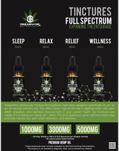 Load image into Gallery viewer, DreamWoRx Botanicals Sleep Tincture