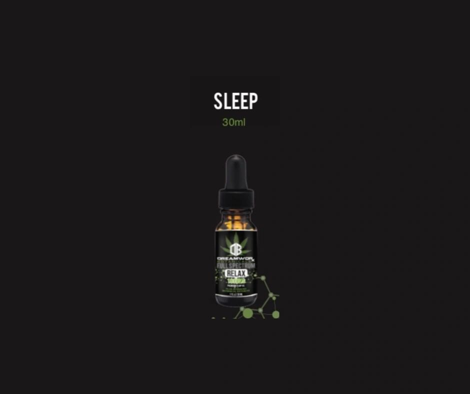 DreamWoRx Botanicals Sleep Tincture