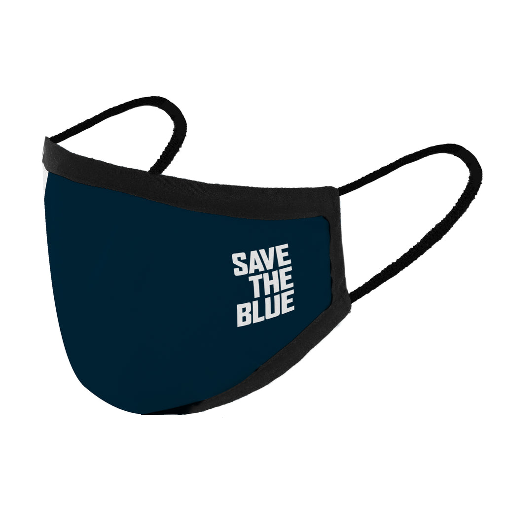 Eco Mask Ecomar Infantil - Save The Blue