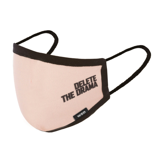 Eco Mask Infantil - Delete The Drama