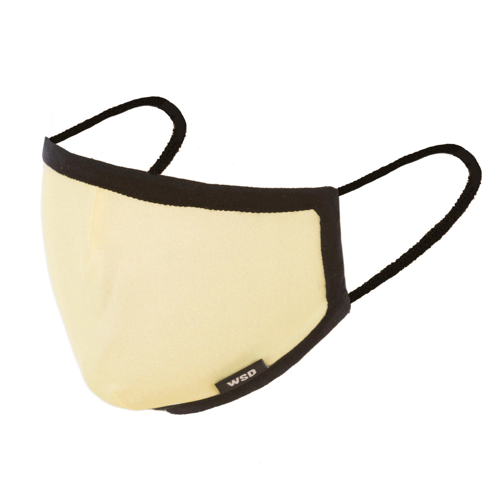 Eco Mask Infantil - Yellow