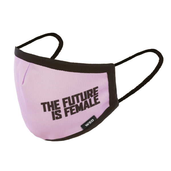 Eco Mask Adultos - The Future Is Female