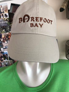 Barefoot Bay horseshoe hat
