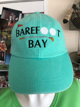 Load image into Gallery viewer, Barefoot Bay Golf clubs and balls Hat