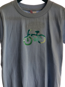 Bicycle Tee Shirt Size 4T