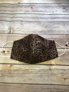 Leopard Facemask