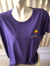 Load image into Gallery viewer, Barefoot Bay Ladies XXL scoop neckline Tee Shirt