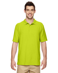 Mens Polo XL  Safety Yellow