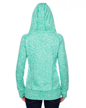 Load image into Gallery viewer, Soft and comfortable womans hooded sweatshirt by  JAmerican