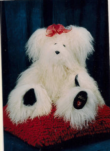 Memory Bear made from a Fur Coat