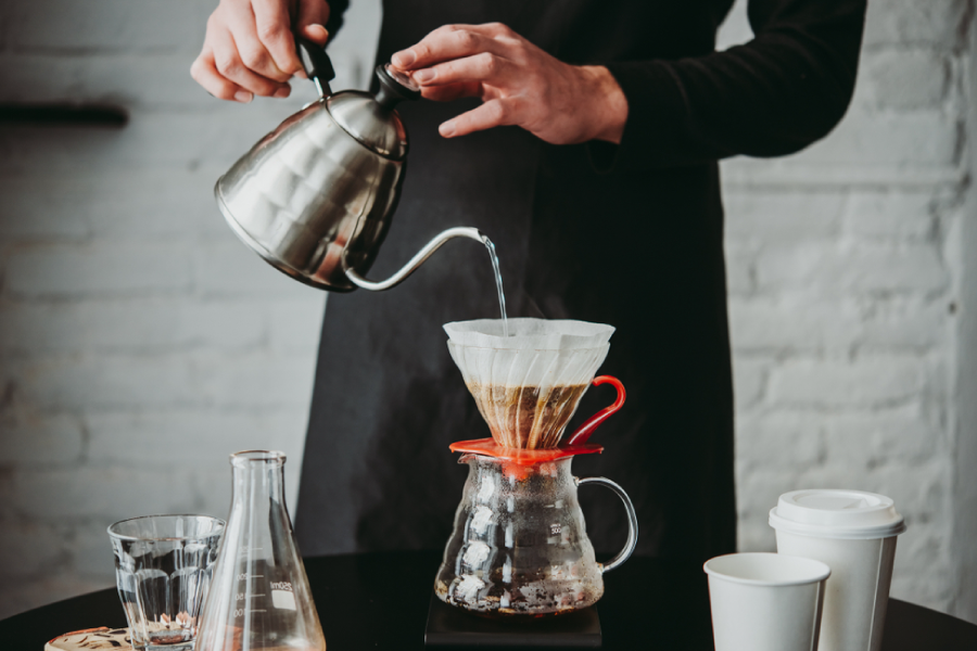 Learn the Art of Pour Over