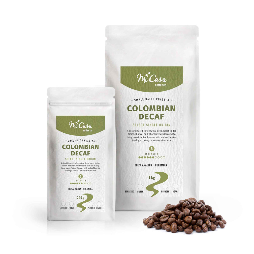 COLOMBIAN DECAF | BEANS