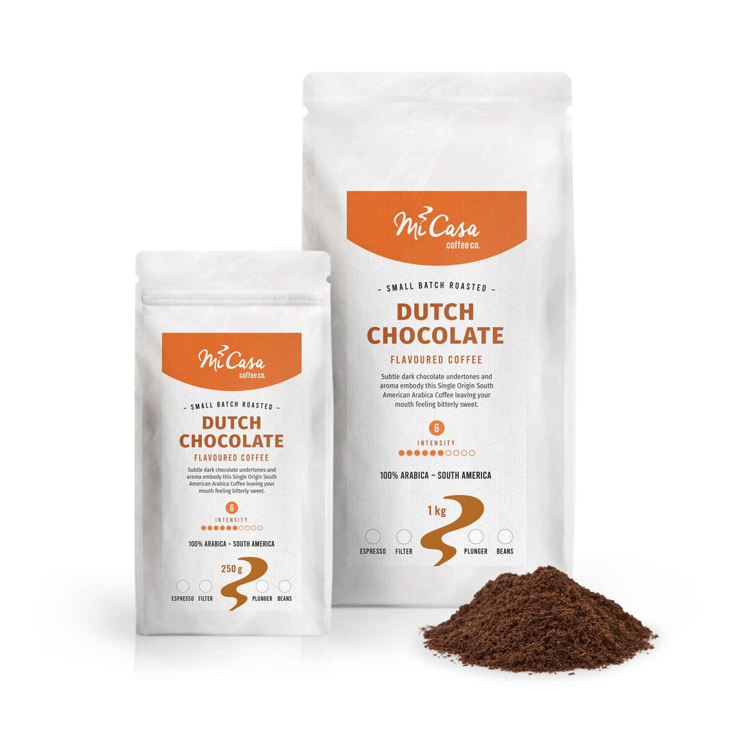 DUTCH CHOCOLATE | GROUND