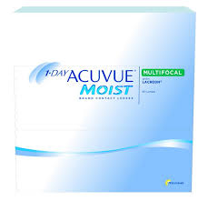 Acuvue 1-day Moist Multifocal - 30 Pack