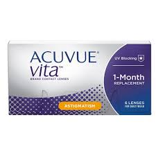 Acuvue Vita for Astigmatism - 6 Pack