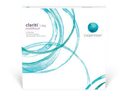 Clariti 1-Day Multifocal - 90 Pack