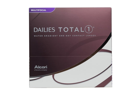 Dailies Total1 Multifocal - 30 Pack