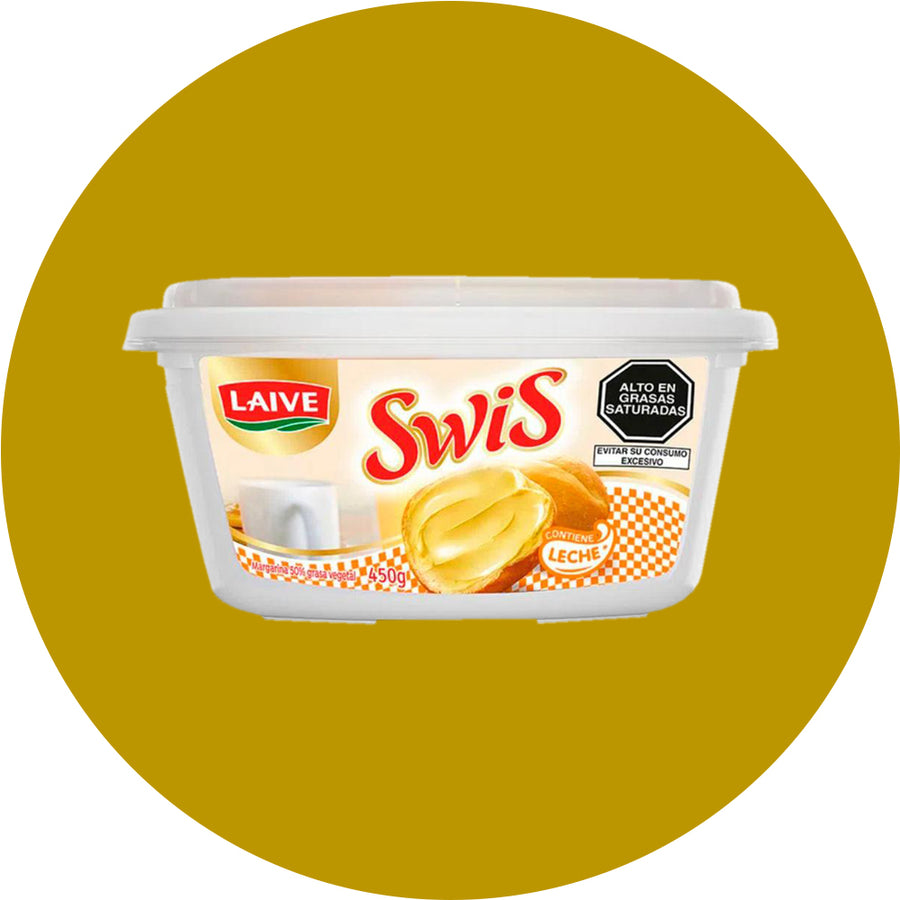 MARGARINA SWISS  POTE 450 GR
