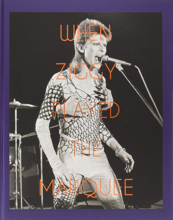 WHEN ZIGGY PLAYED THE MARQUEE - Stock & Pantry