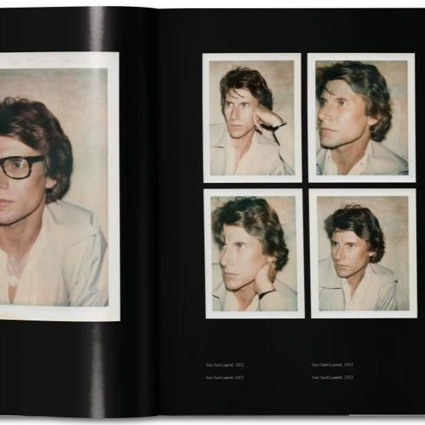 ANDY WARHOL : POLAROIDS - Stock & Pantry