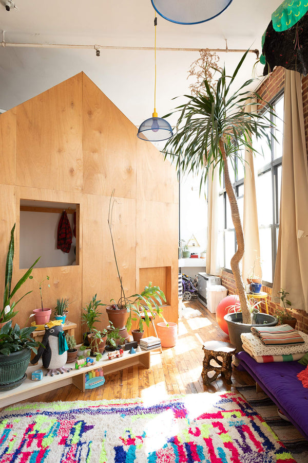 CREATIVE SPACES: PEOPLE, HOMES AND STUDIOS TO INSPIRE - Stock & Pantry