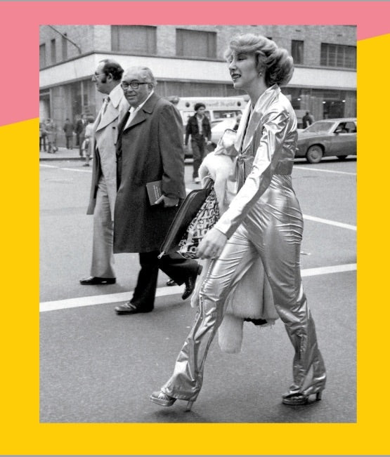 BILL CUNNINGHAM: ON THE STREET - FIVE DECADES OF ICONIC PHOTOGRAPHY - Stock & Pantry