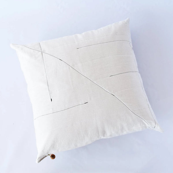 VIDA LINEN FLOOR PILLOW - Stock & Pantry