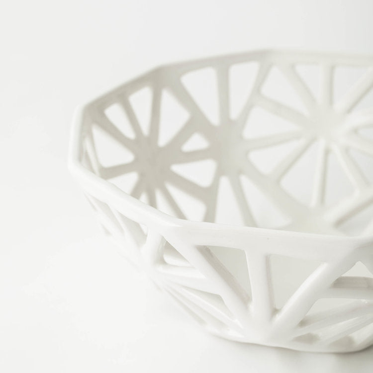 HANDMADE GEODESIC FRUIT BOWL - Stock & Pantry