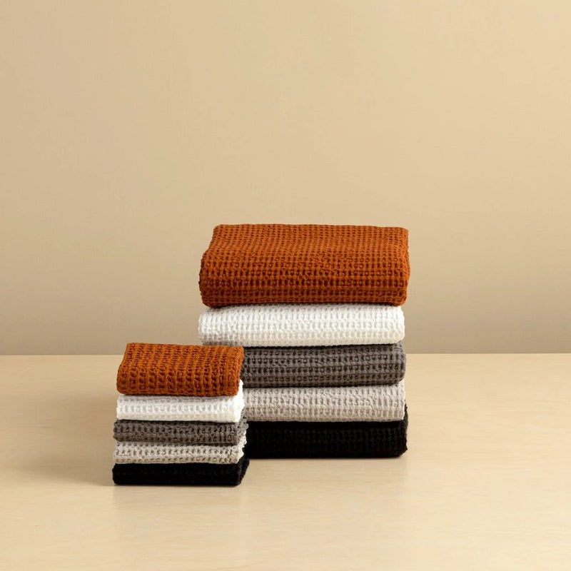 SIMPLE COTTON WAFFLE TOWELS - Stock & Pantry