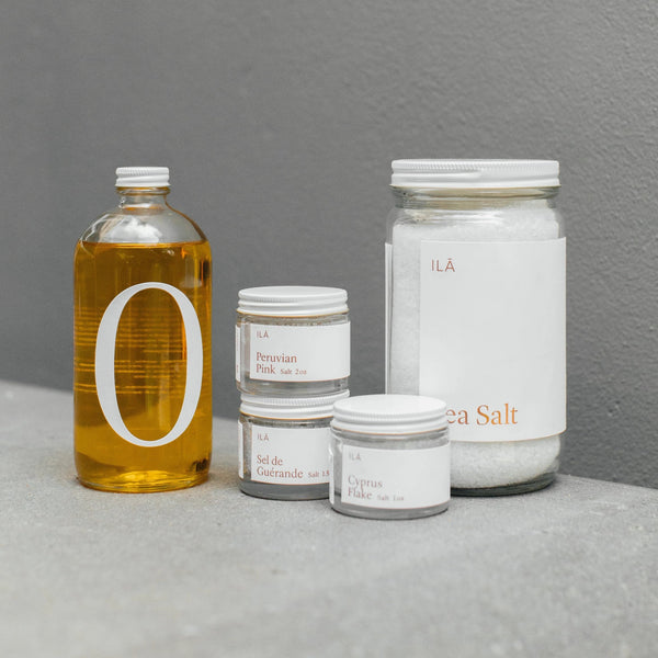 ILĀ : WHITE COLLECTION GIFT SET - Stock & Pantry
