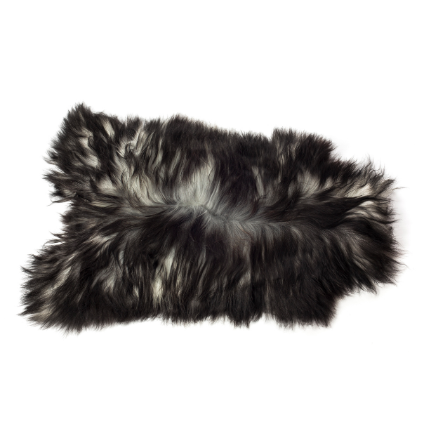 NATURAL ICELANDIC SHEEPSKIN : GREY - Stock & Pantry