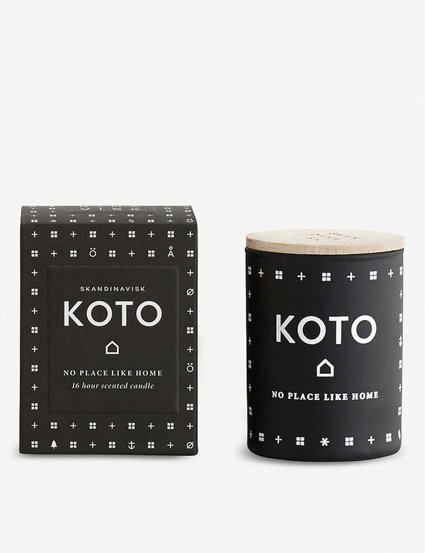 SKANDINAVISK LARGE SCENTED CANDLE:KOTO - Stock & Pantry