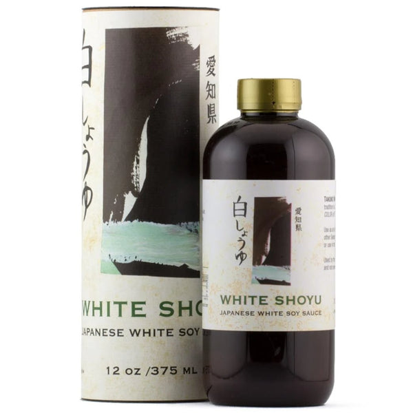 TAKUKO WHITE SHOYU 374 ml - Stock & Pantry
