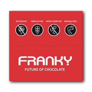 FRANKY WHITE CHOCOLATE & COCONUT - Feel Good Box (20 Stück) - FRANKY Chocolate