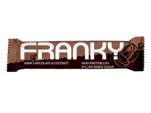Laden Sie das Bild in den Galerie-Viewer, DARK CHOCOLATE & COCONUT - Feel Good Box (20 Stück) - FRANKY Chocolate