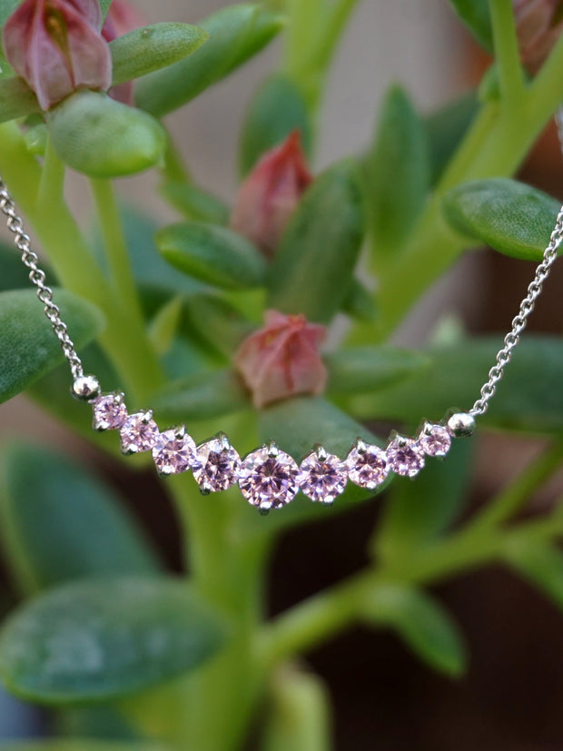 Signature Rose Quartz Necklace 1