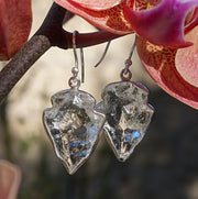 Arrowhead Quartz Crystal Earring Set 1