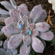 Labradorite Earring Set 3