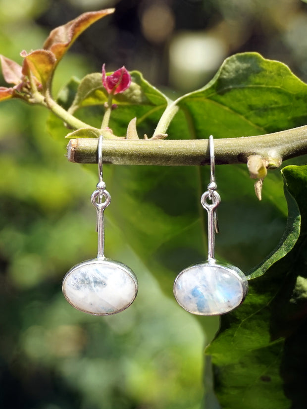 Moonstone Earring Set 1