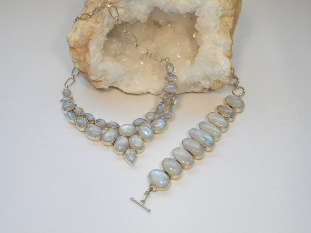 Moonstone Necklace 2