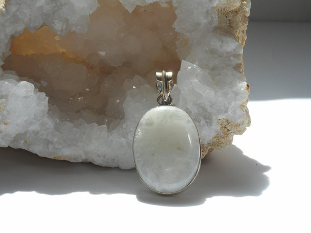 Moonstone Oval Pendant 1