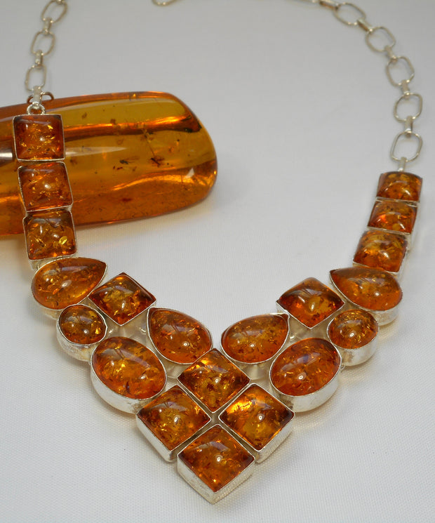 *Amber Necklace 1