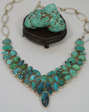 Artisan Turquoise Necklace 2
