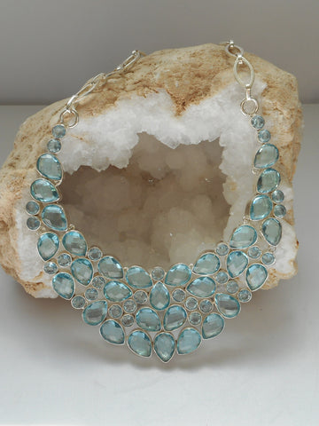 *Blue Topaz Collar 2