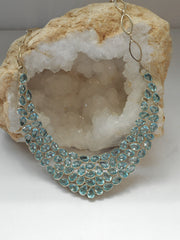 *Blue Topaz Collar 1